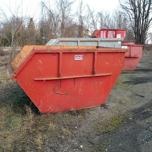 skip bins